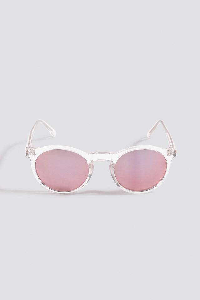 Novara Sunglasses Pink