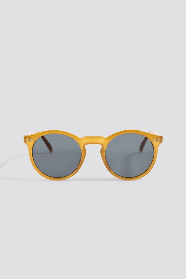 Novara Sunglasses Yellow