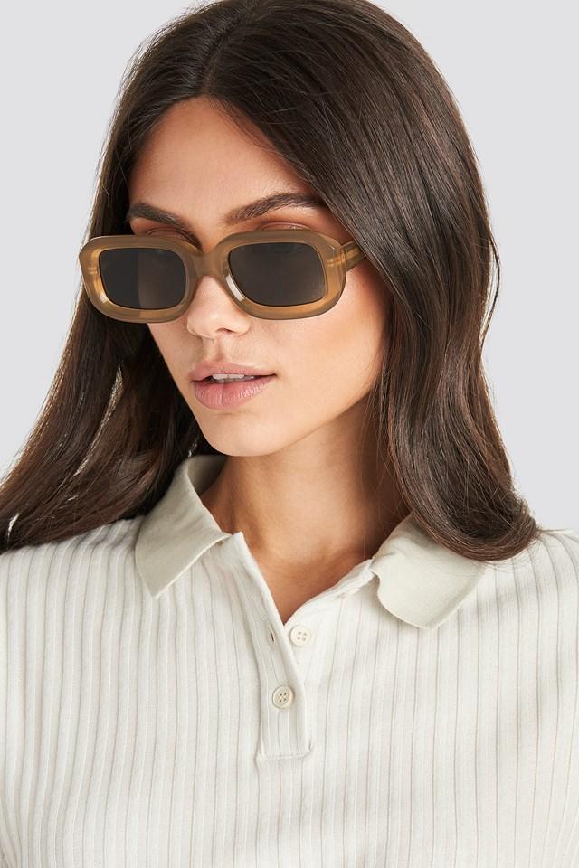 Casena Sunglasses Brown