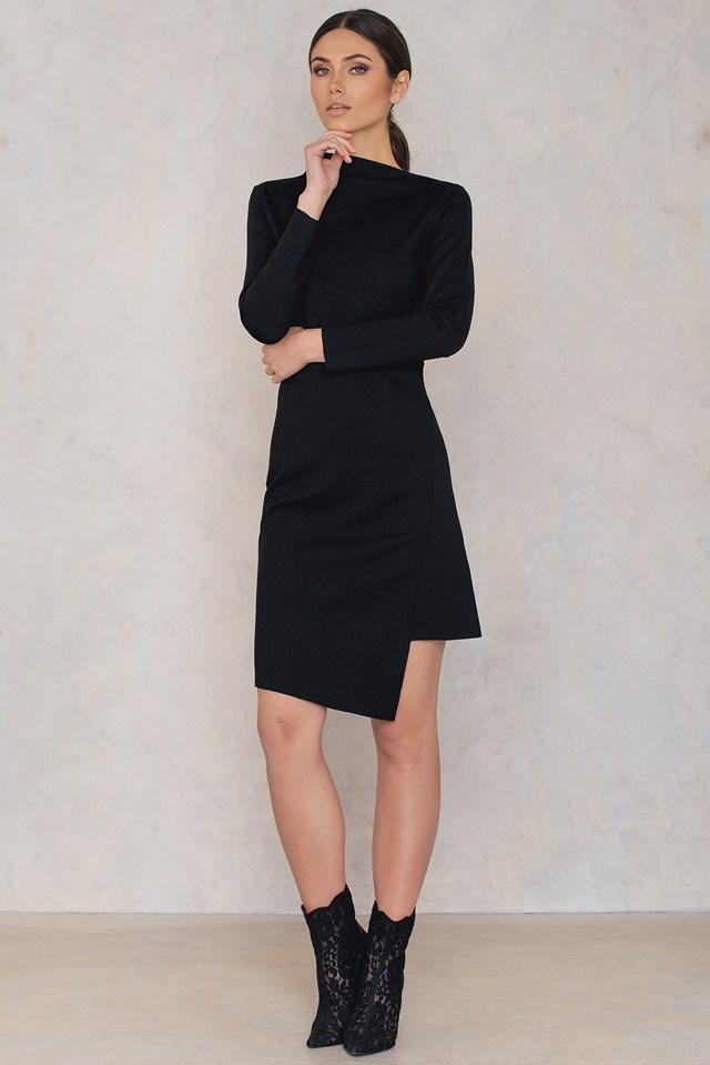 Arcelia Dress Black