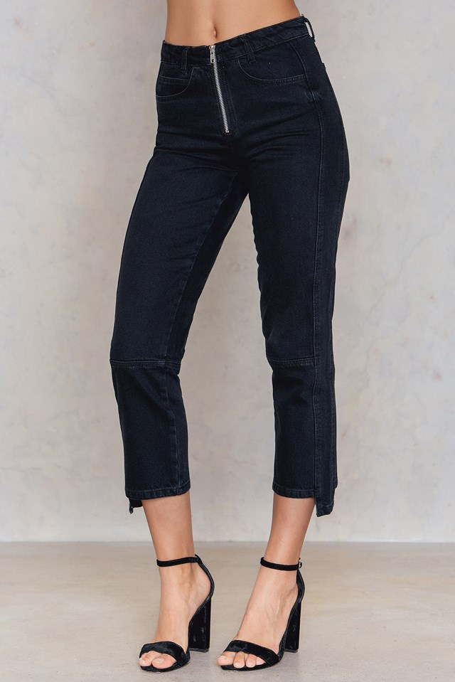 Cooper Jeans Washed Black