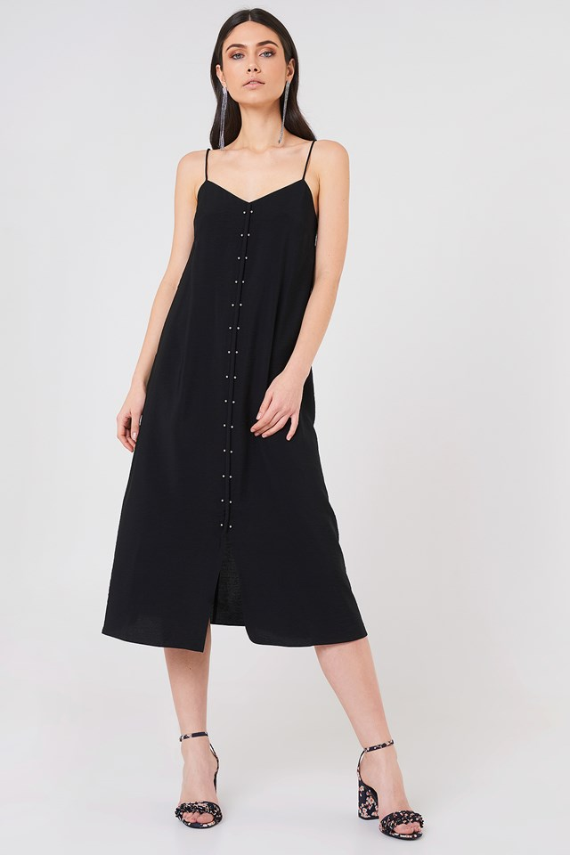 Frida Dress Black
