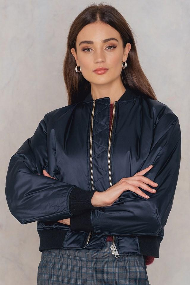 Poppy Jacket Navy