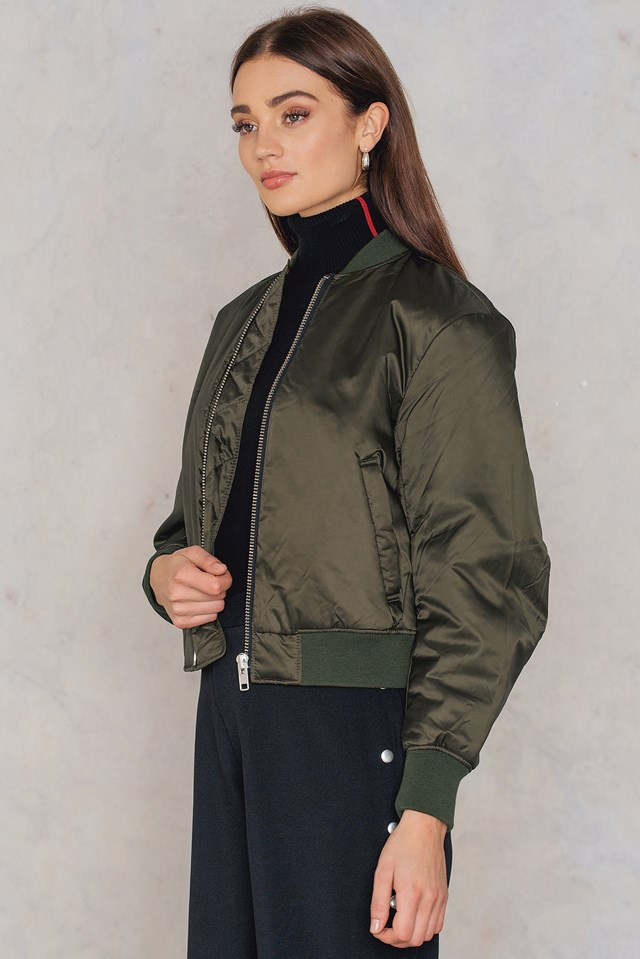 Poppy Jacket Military Green