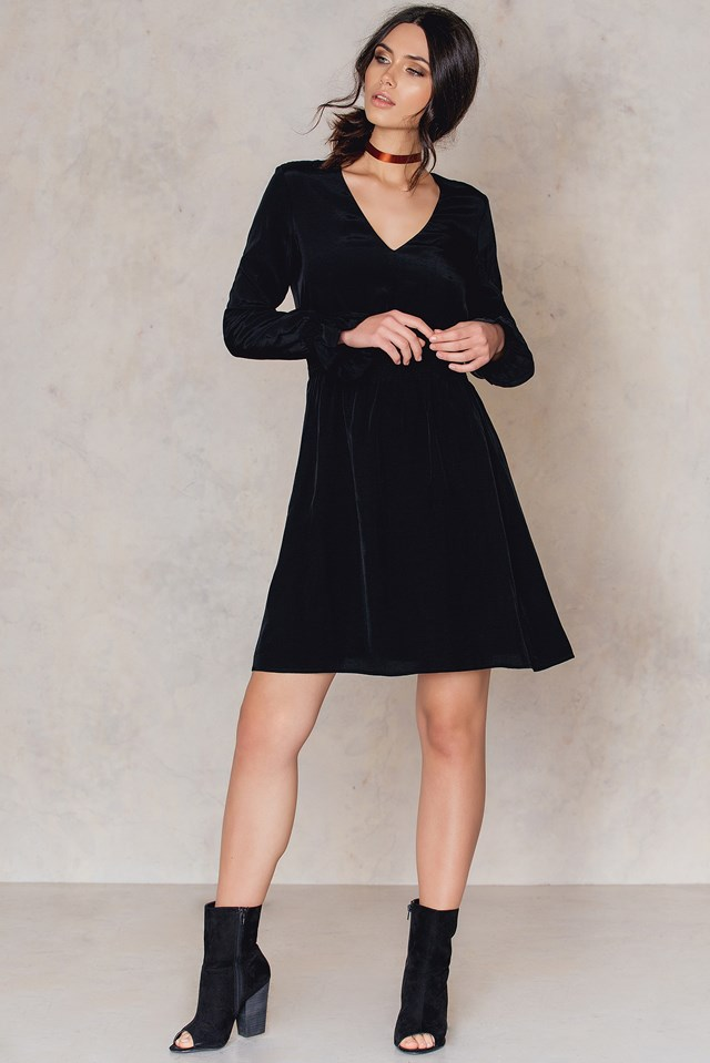 Vanna Dress Black
