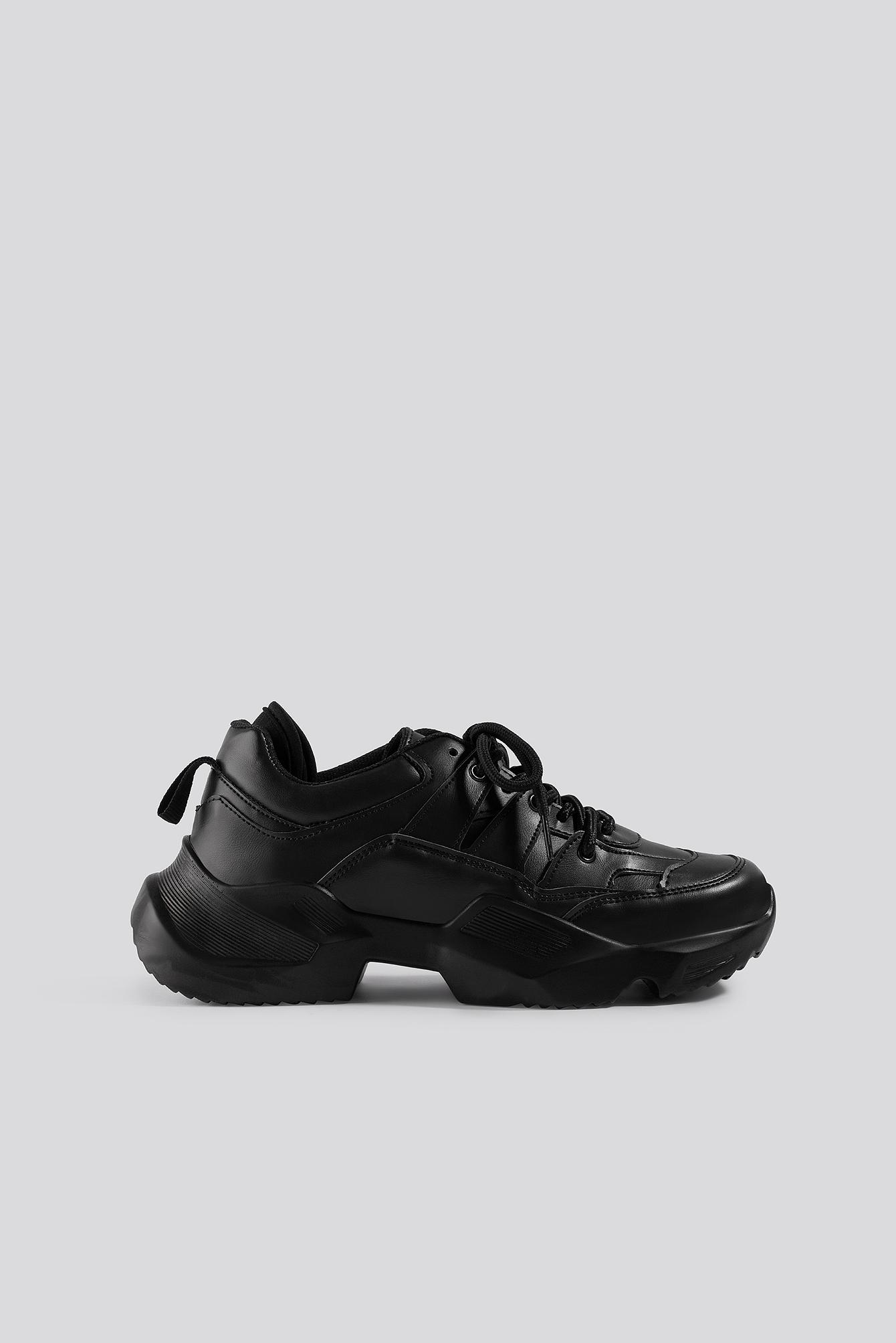 danny saucedo x na-kd -  Chunky Sneaker - Black