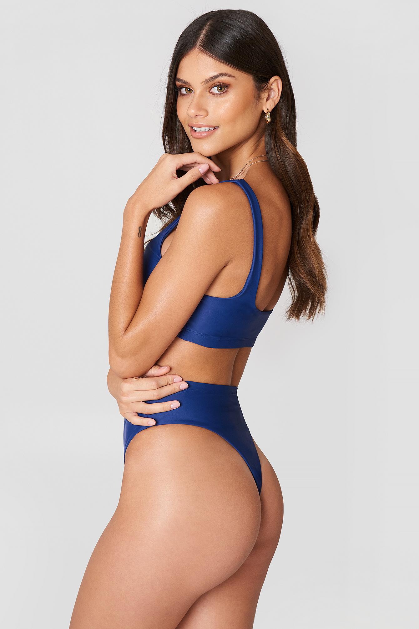 Góra bikini Bralette NA-KD.COM