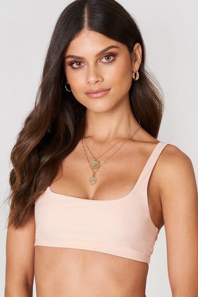 Bikini Bralette Pink