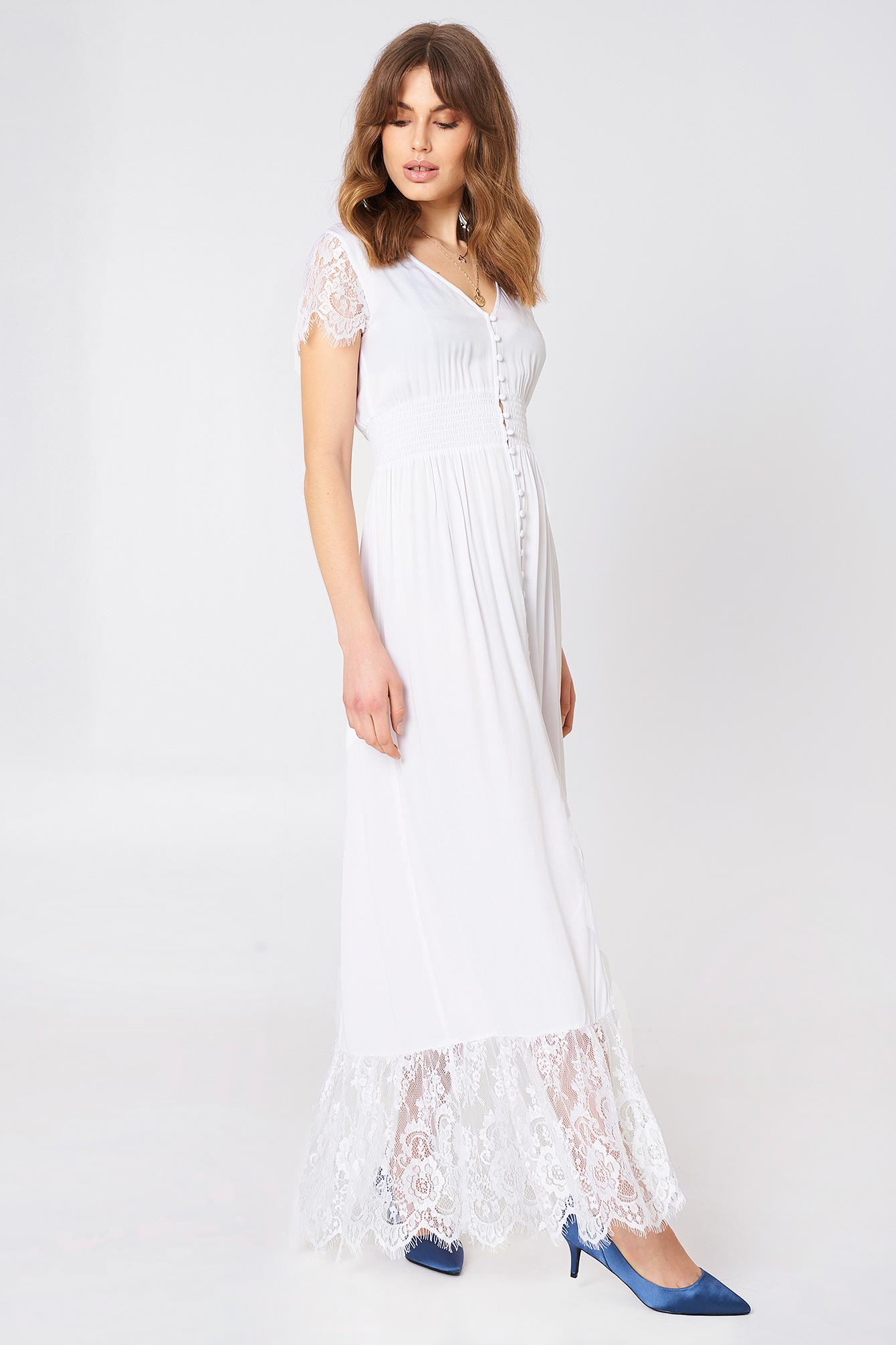 Ax paris black lace back layered prom dress