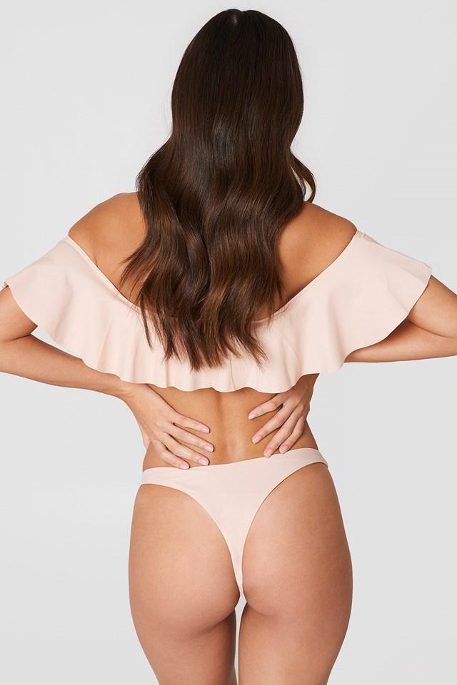 High Leg Bikini Pantie NA-KD.COM