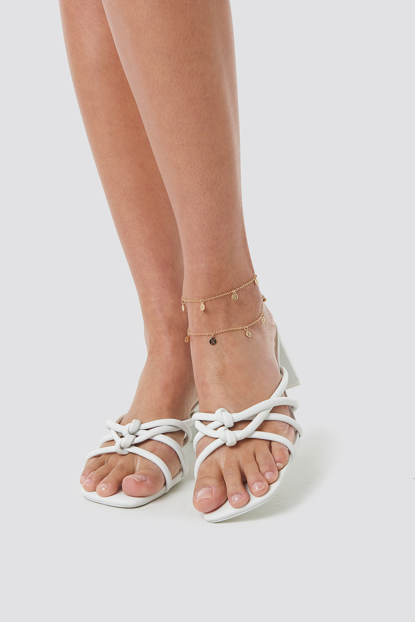 Double Layer Anklet NA-KD.COM