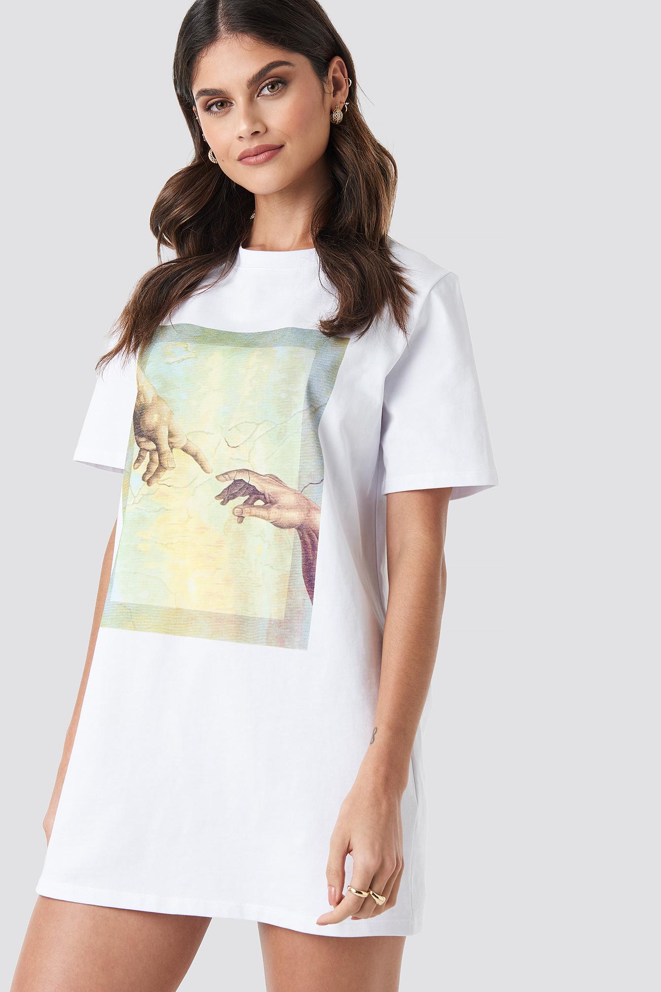 T-shirt Dress NA-KD.COM