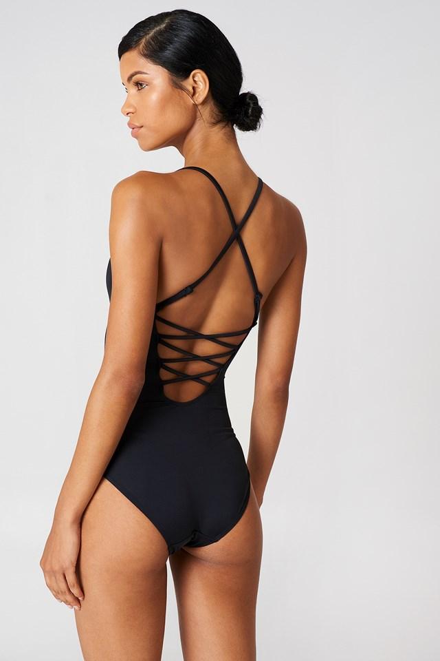 Bora Bora Swimsuit Black