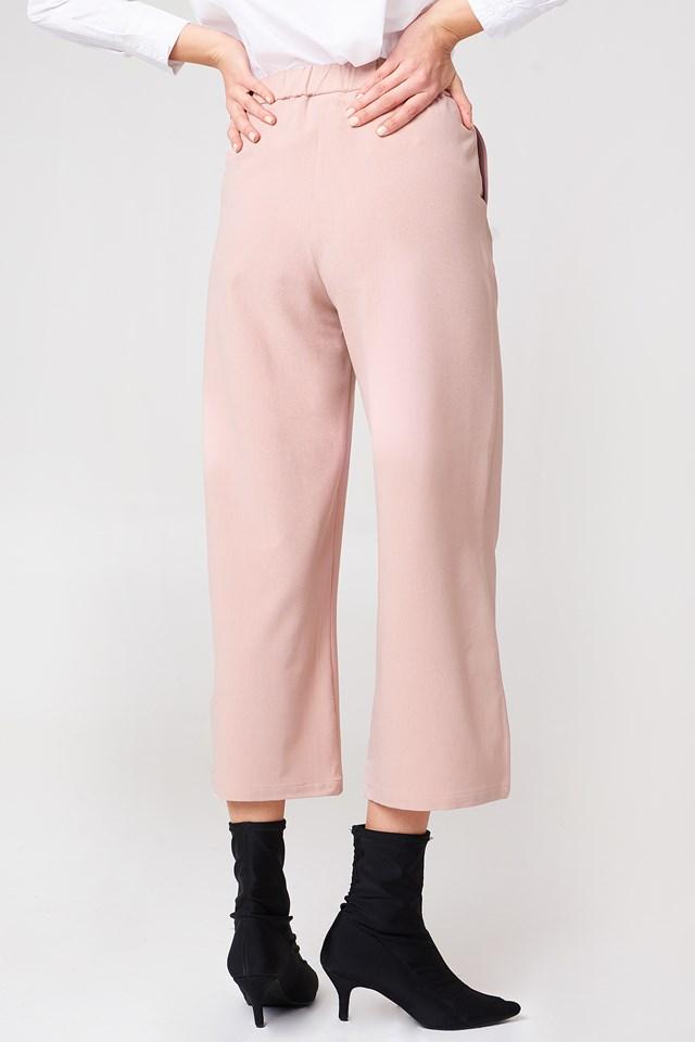 Abel Trousers Hazy Pink