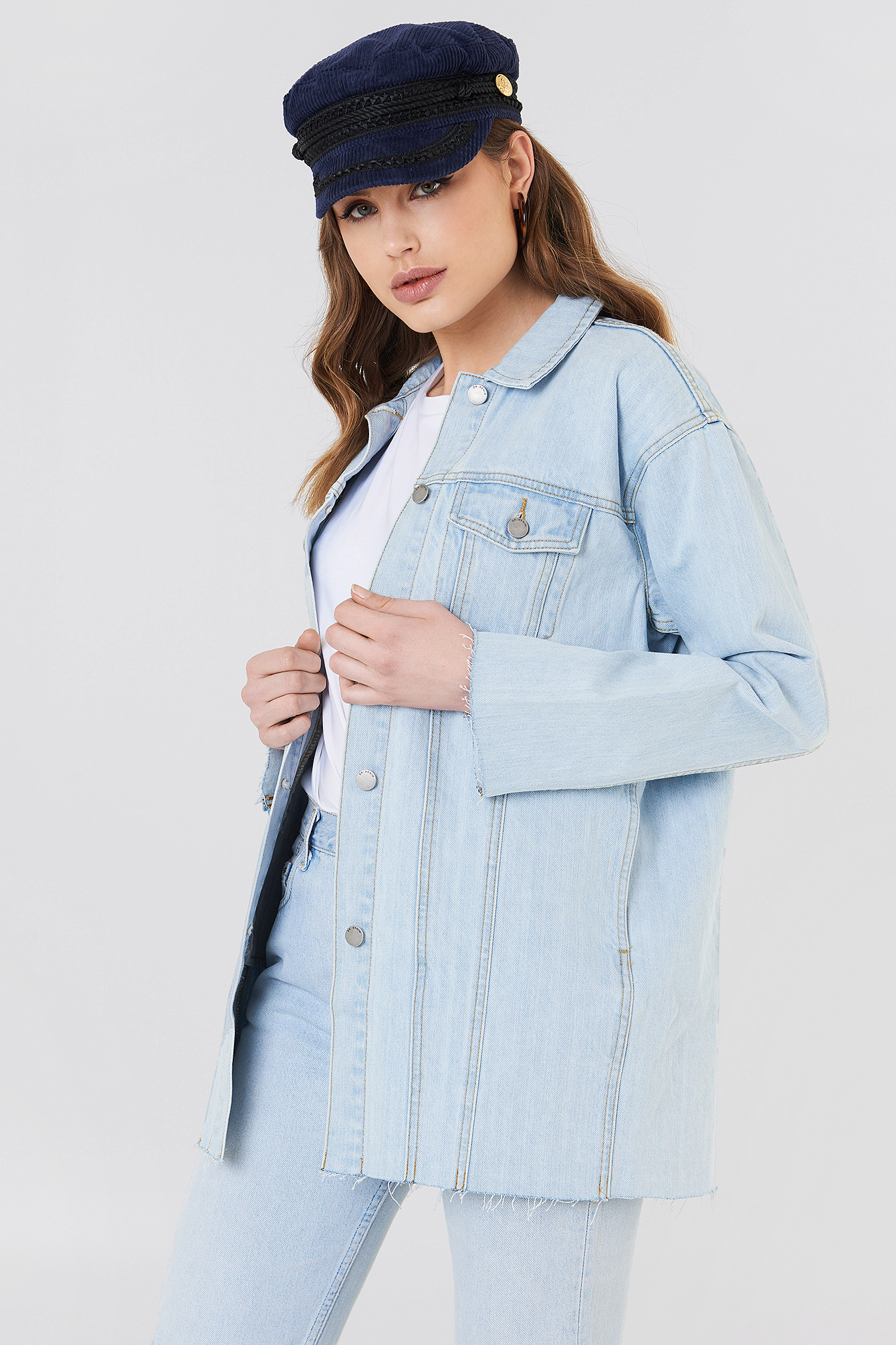 Bon Denim Jacket NA-KD.COM