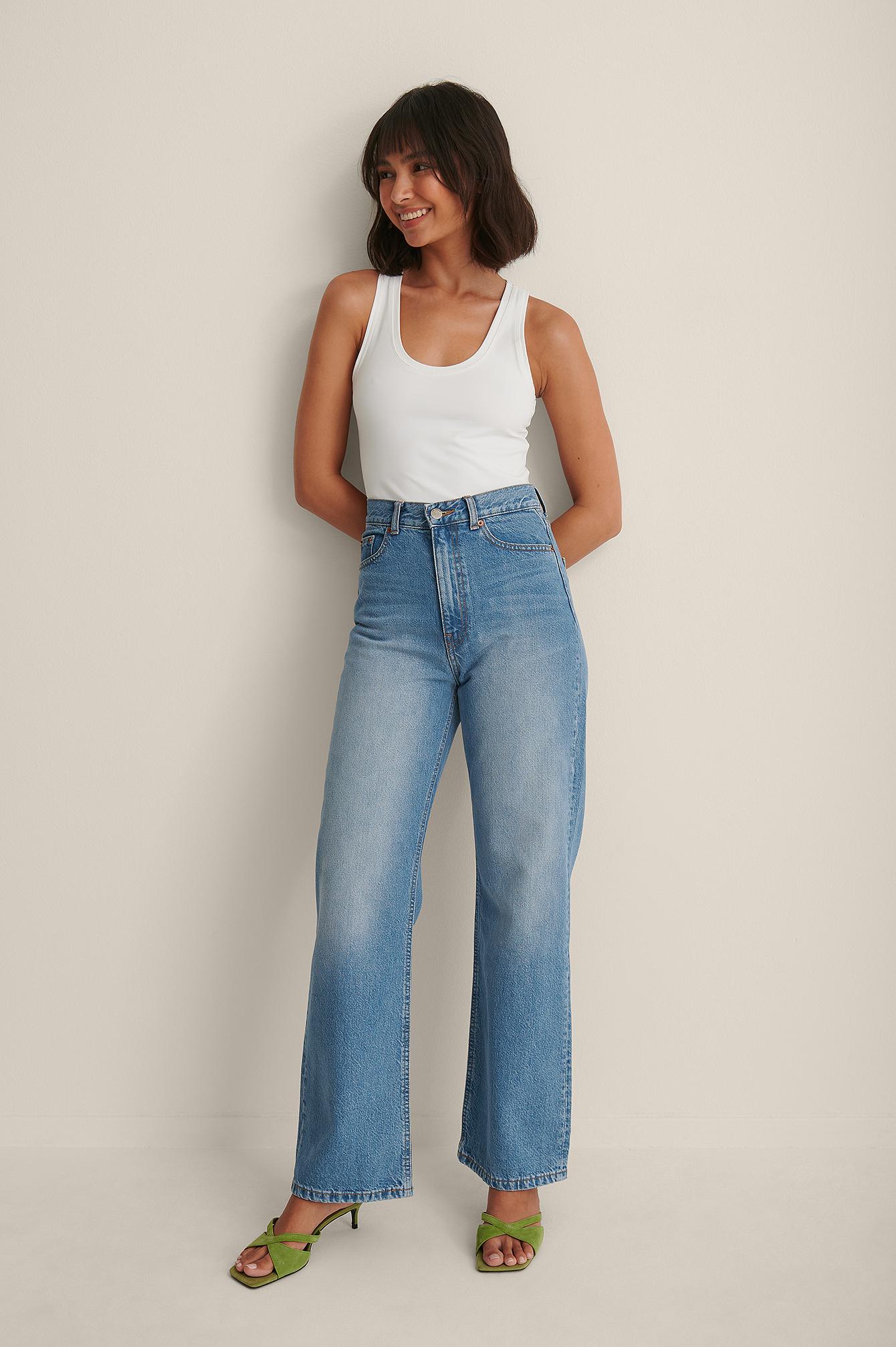 Dr Denim Jeans - Blue