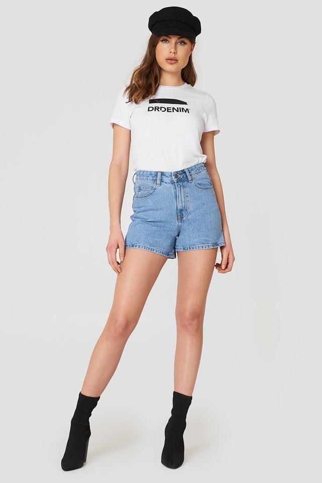 Jenn Shorts Light Retro