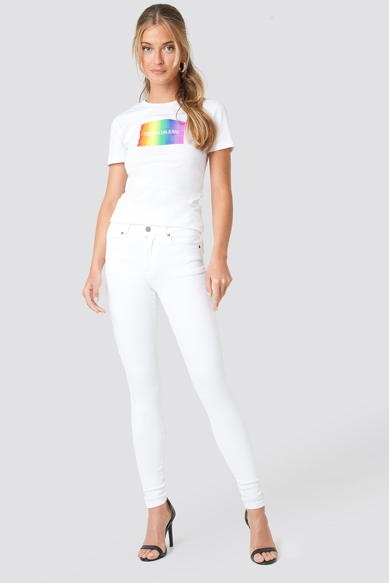 dr denim -  Lexy Jeans - White
