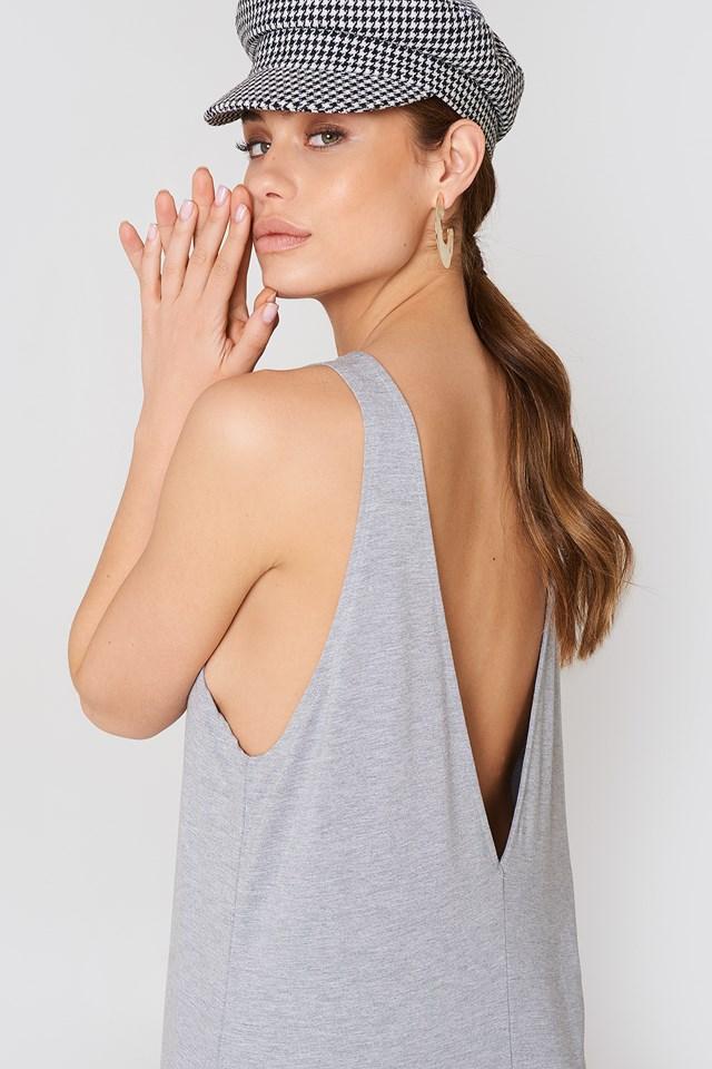 Sukienka Natalia Light Grey Mix