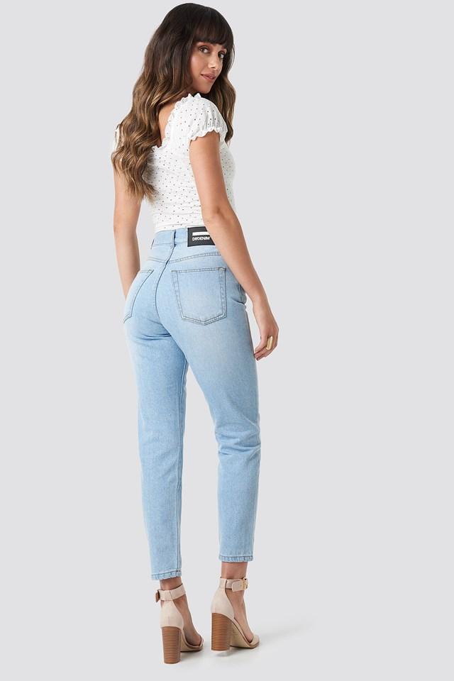 Nora Jeans Light Indigo Wash