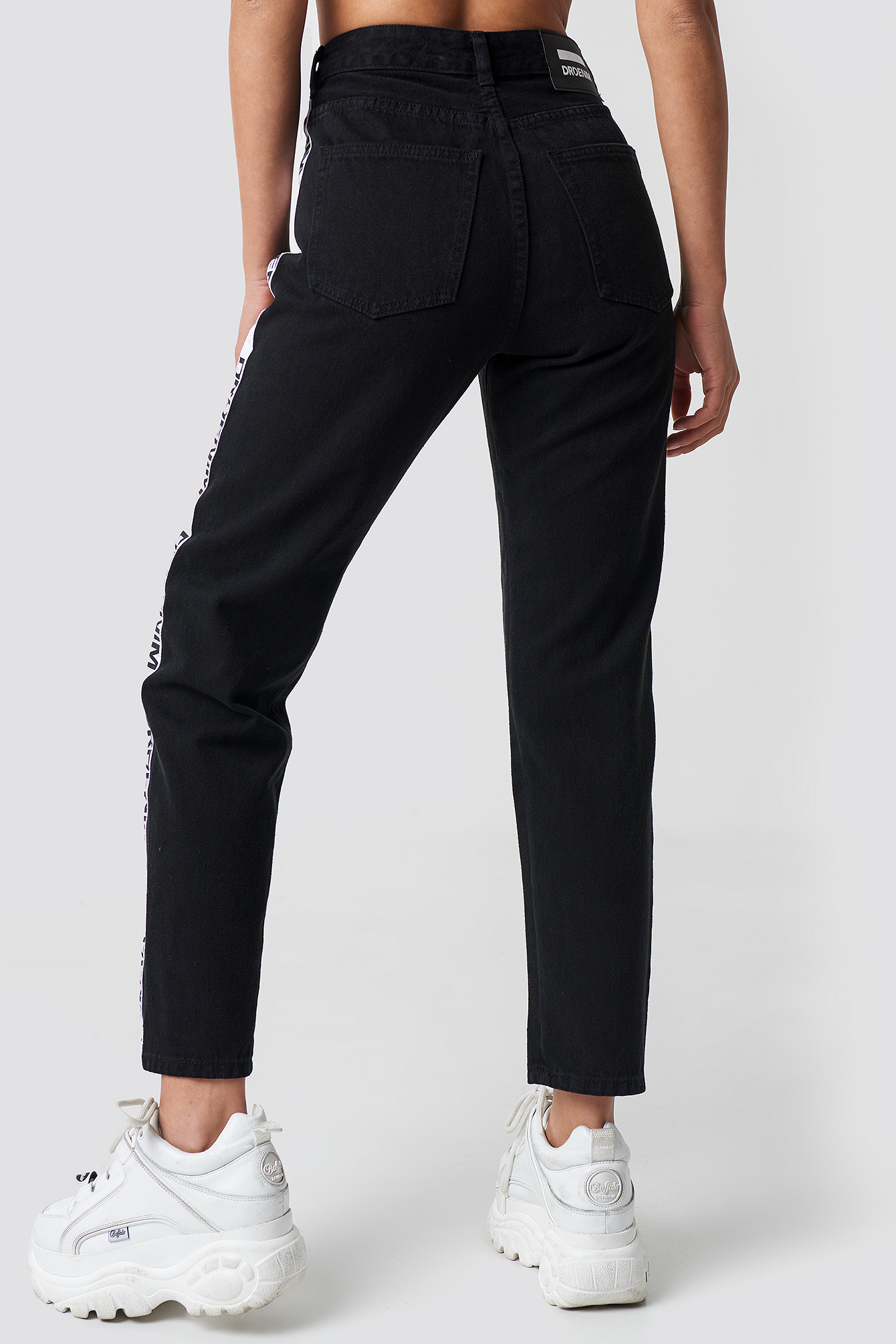 Pepper Straight Jeans NA-KD.COM