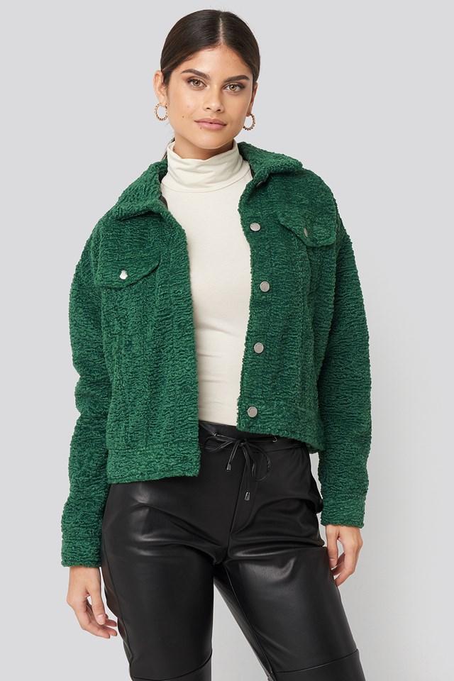 Pixley Jacket Deep Green
