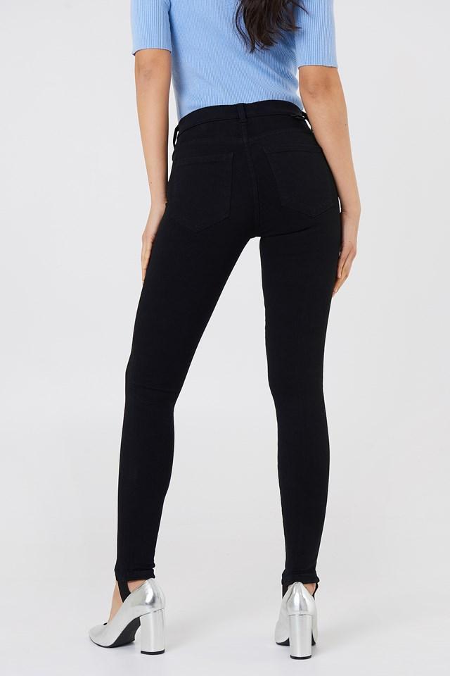 Ski Jeans Black