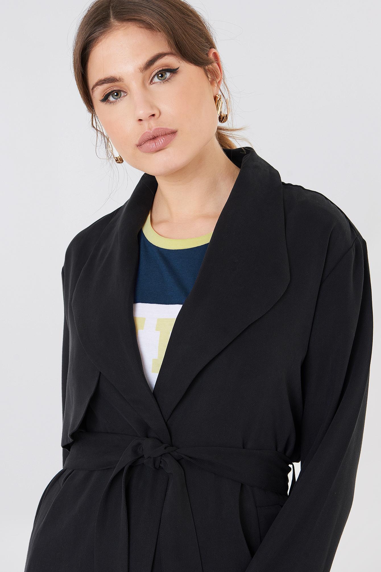 Tanisha Trench Coat NA-KD.COM