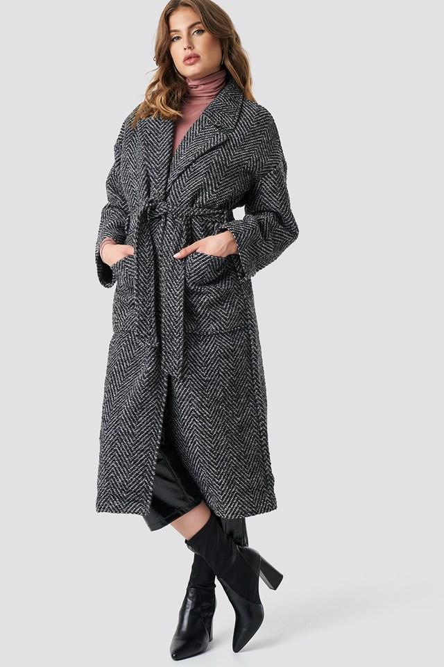 Płaszcz Gigi NA-KD.COM