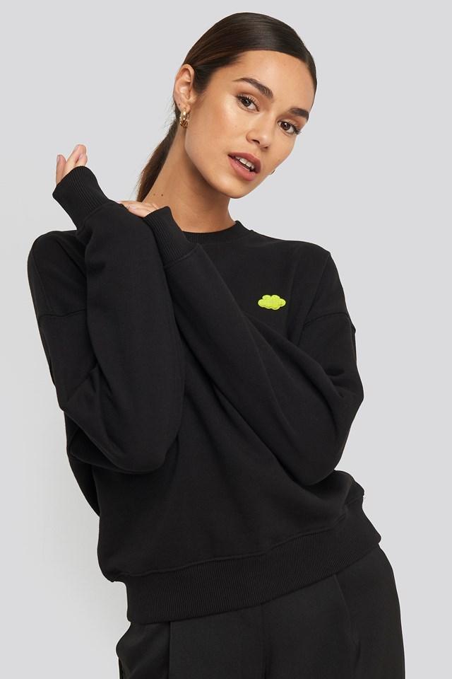 Glade Sweater Black Cloud