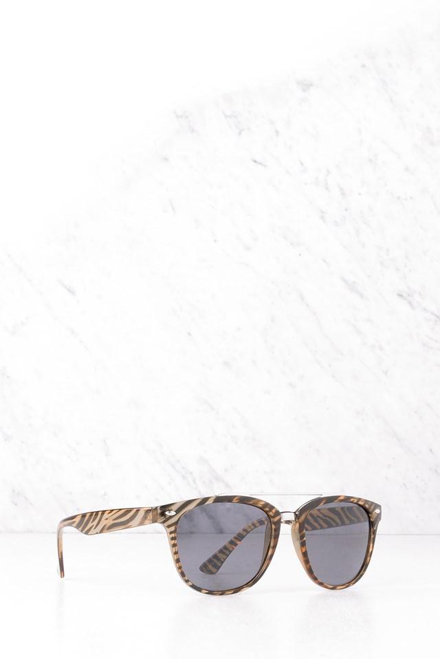 Raw Leo Sunglasses Leopard