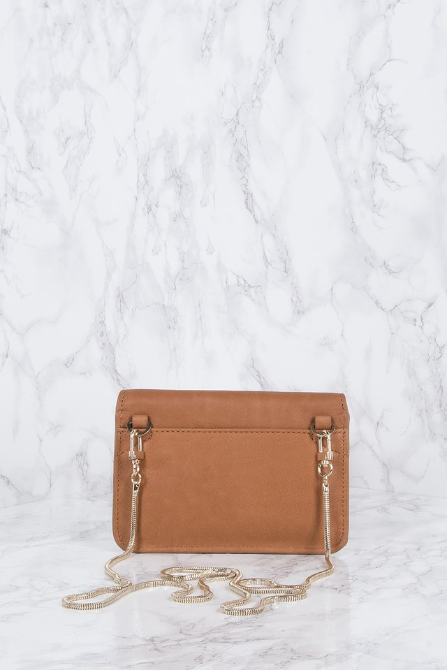 Tyra Purse Camel