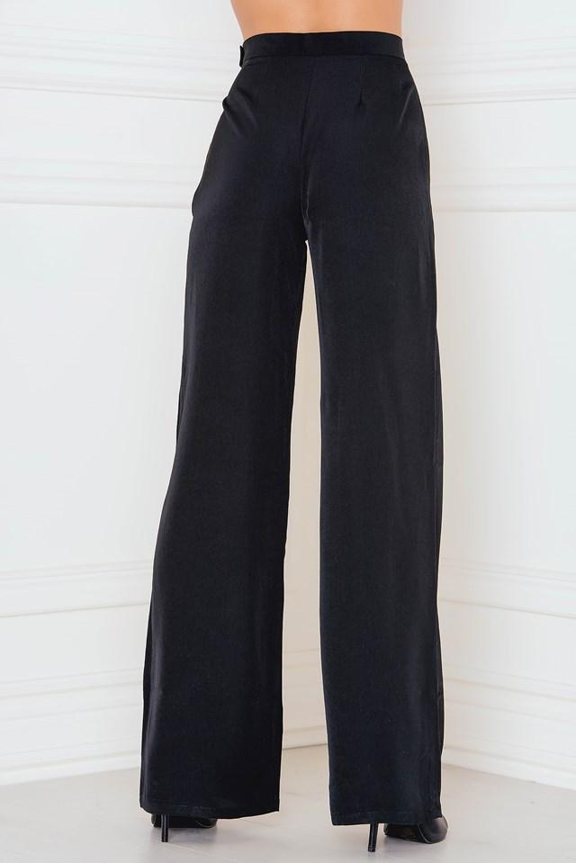 Woven Pants Black