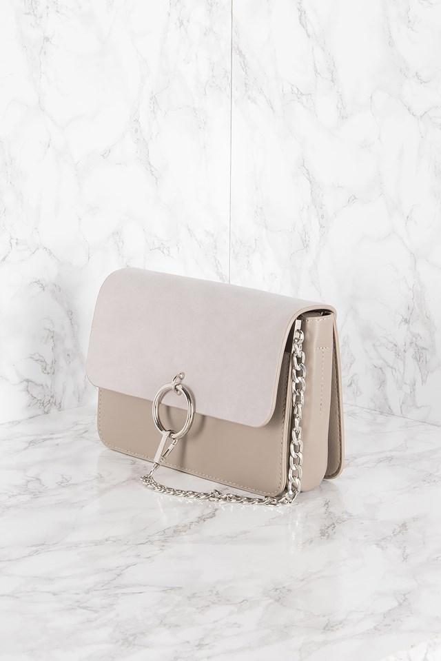 Small Ring Chain Shoulder Bag NA-KD.COM