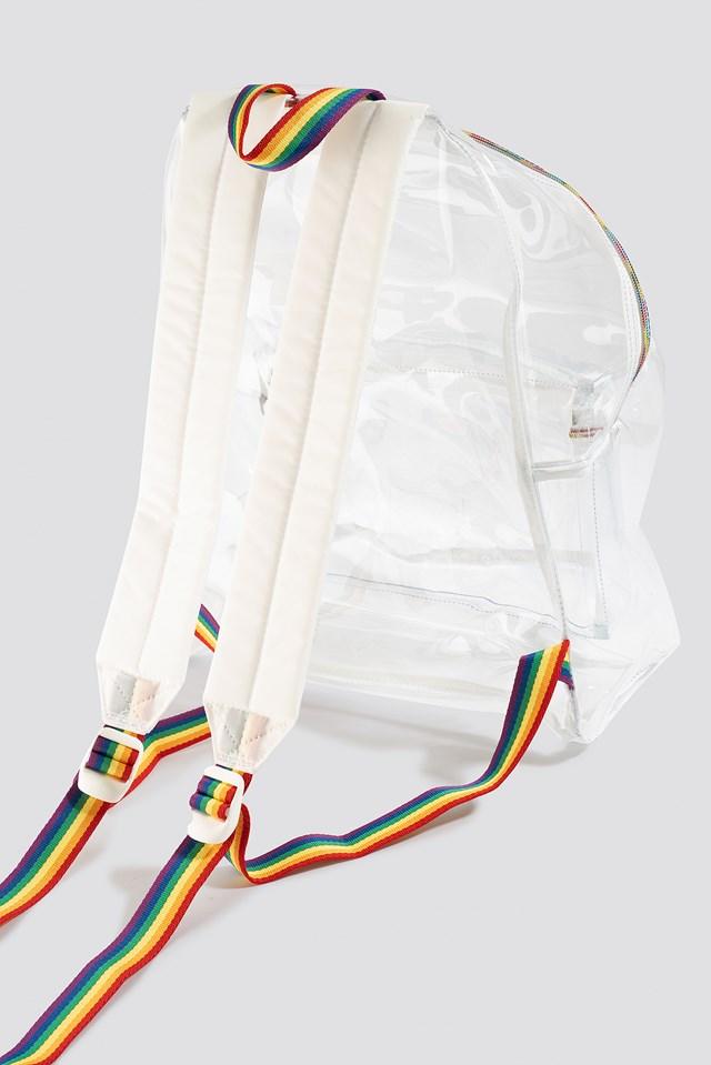 Padded Pak´r Rainbow Rainbow Glass