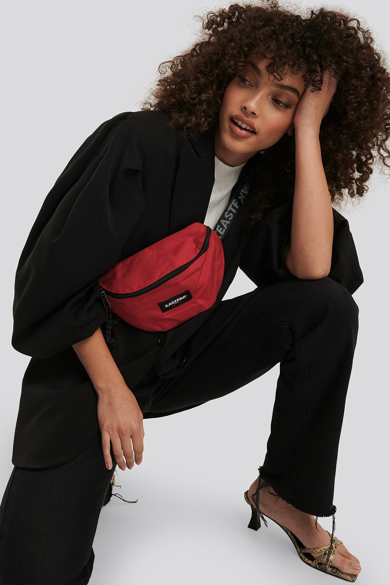 Eastpak Springer Bag - Red