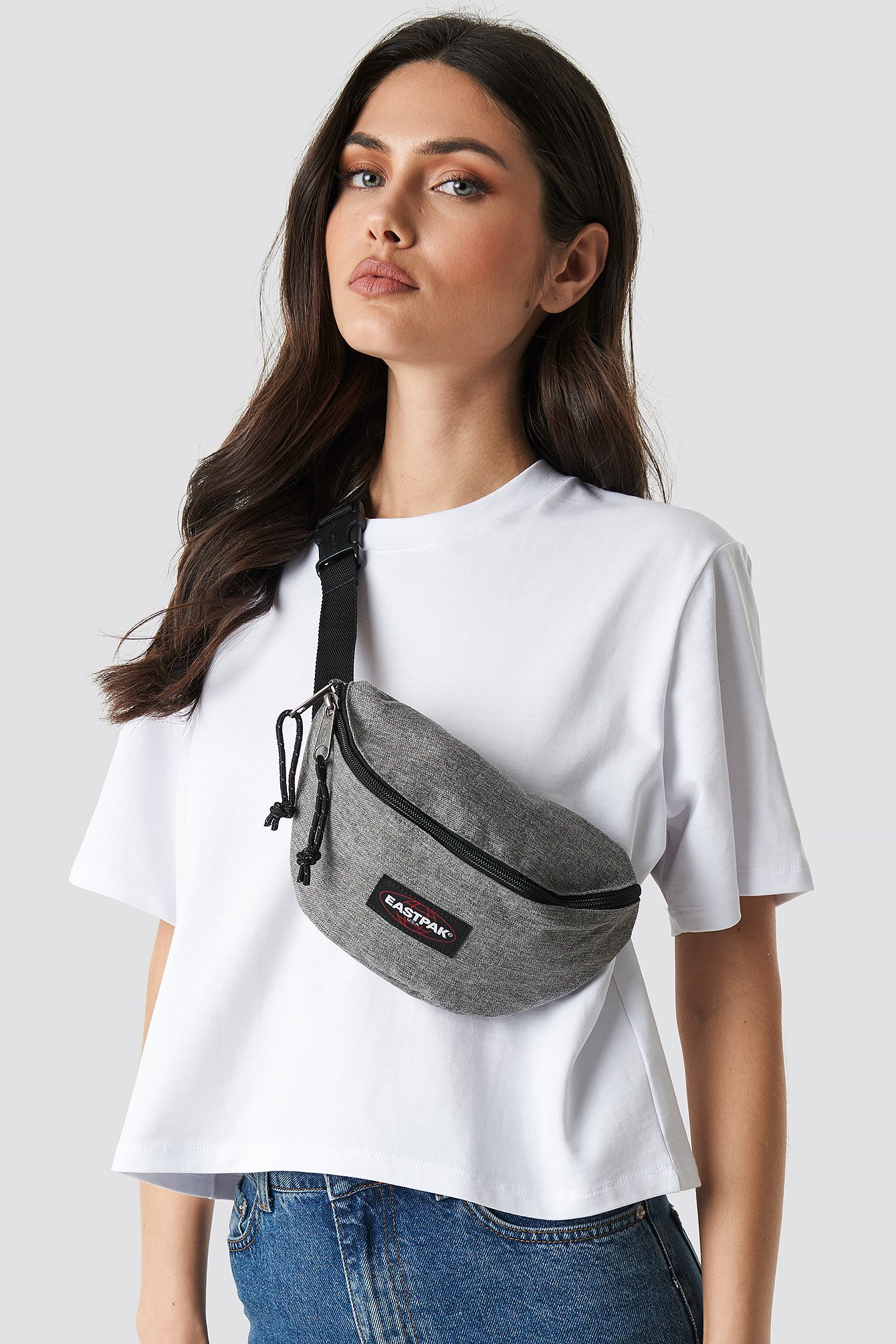 eastpak -  Springer Bag - Grey
