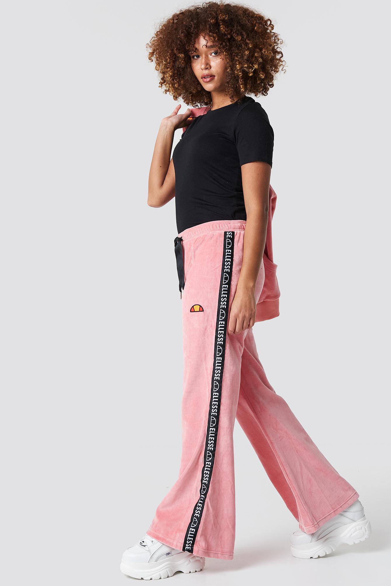 ellesse -  El Marzolina Pants - Pink