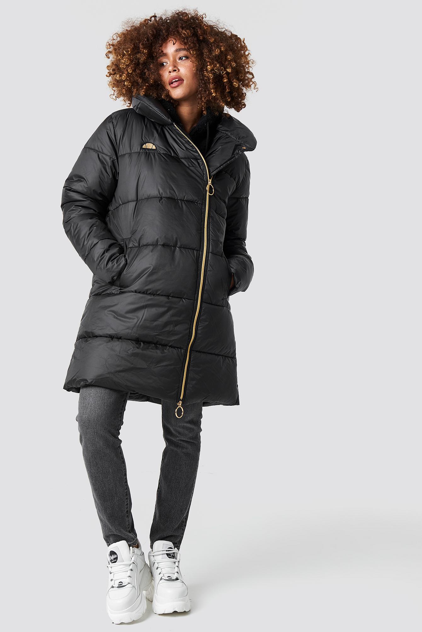 ellesse -  El Peretta Jacket - Black