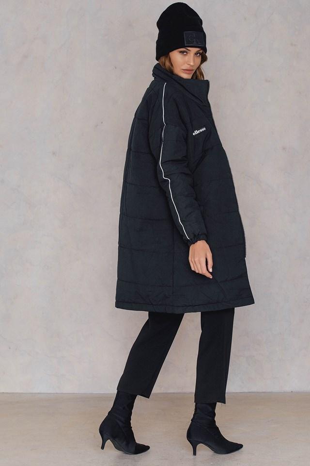 El Antonella Jacket Black