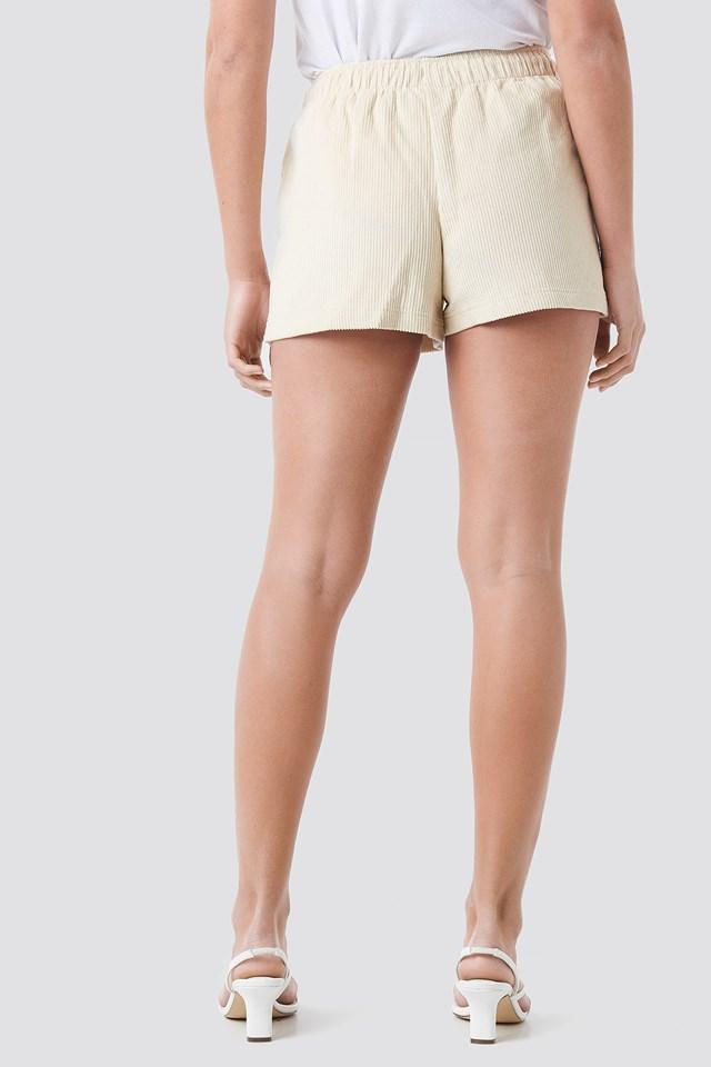 El Frangipangi Short Off White
