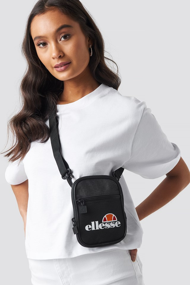 El Templeton Bag Black/Charcoal Marl