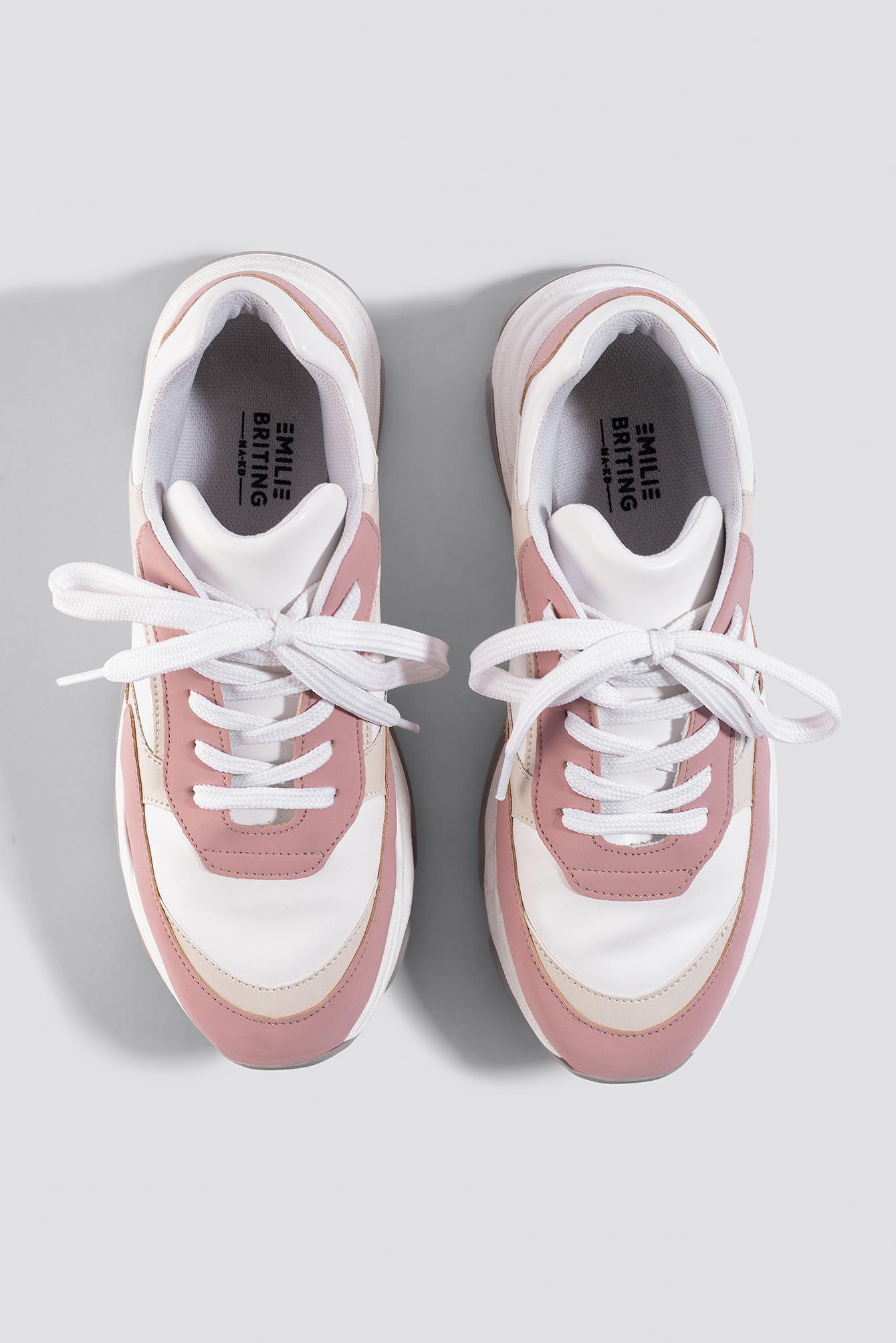 Pink Chunky Sneaker NA-KD.COM