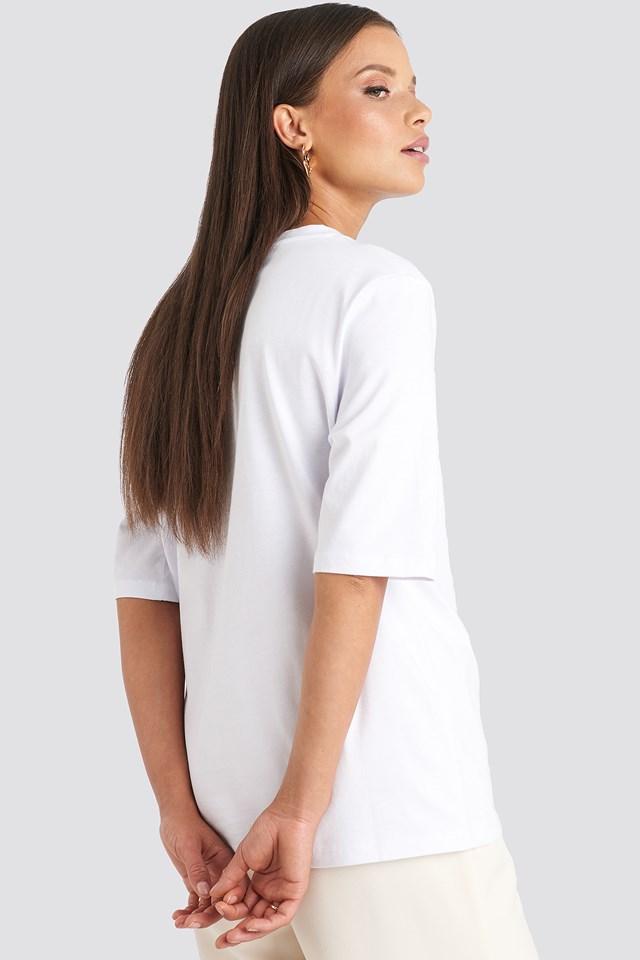 Aspiration T-shirt White