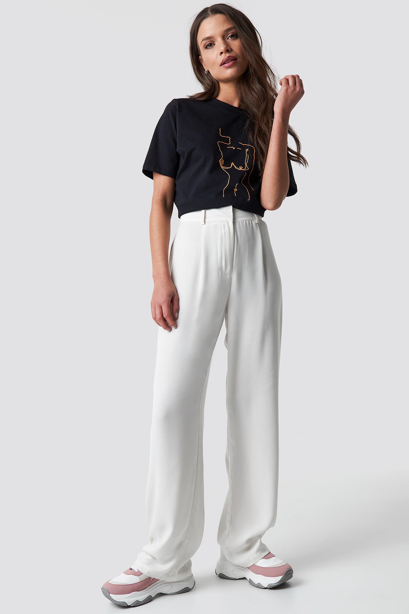 Flowy Pants NA-KD.COM