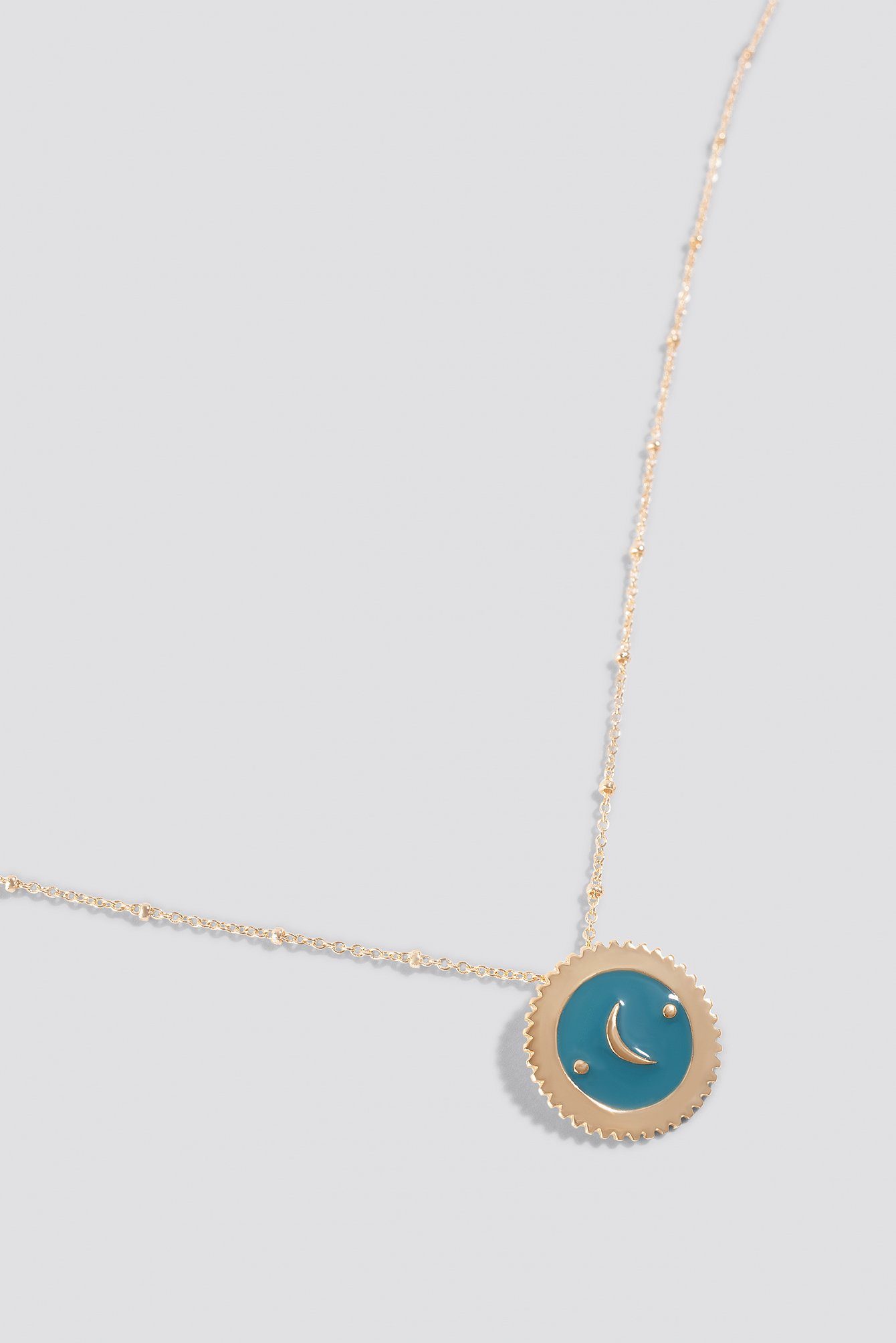 Moon Pendant Necklace NA-KD.COM