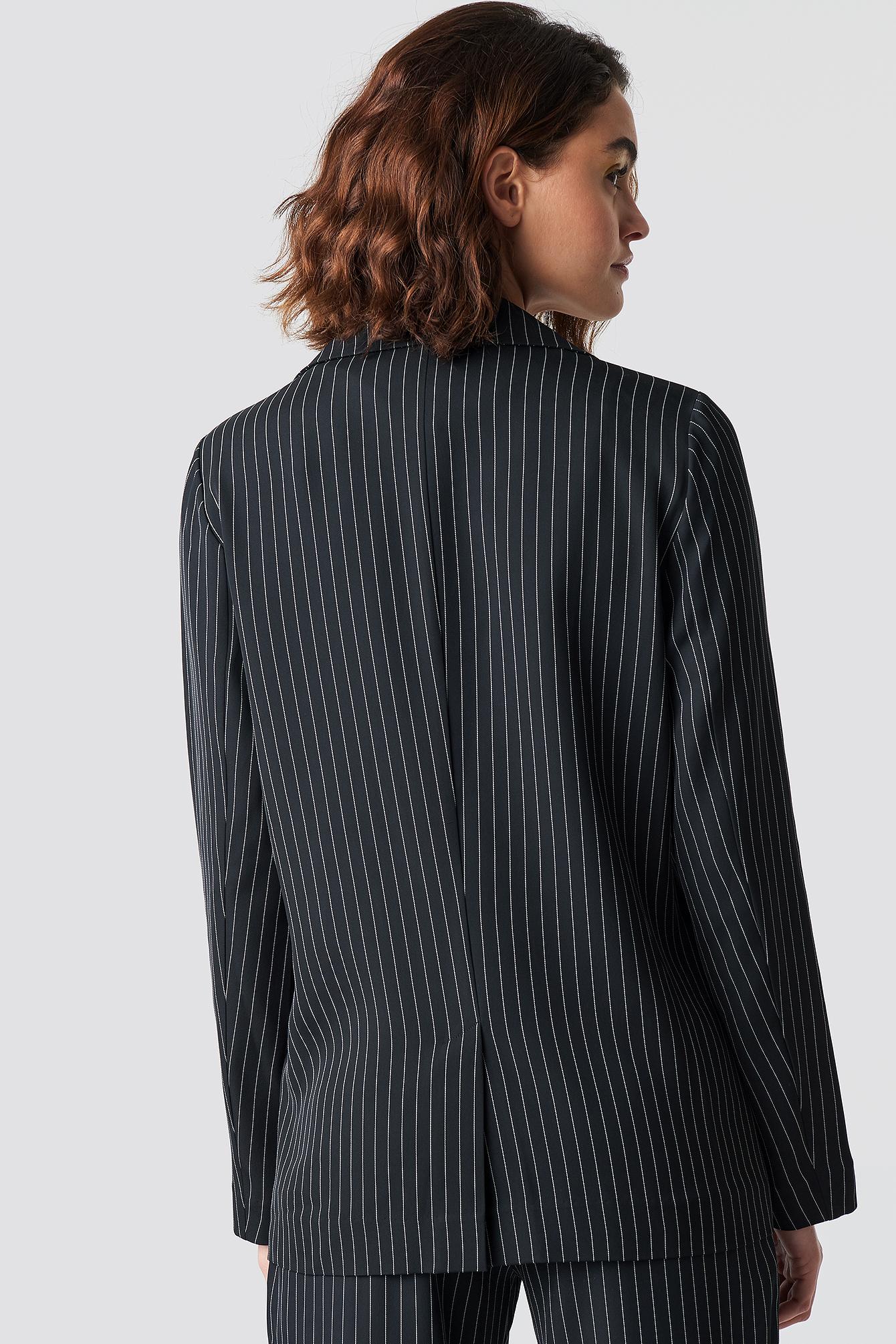 Pinstripe Blazer NA-KD.COM