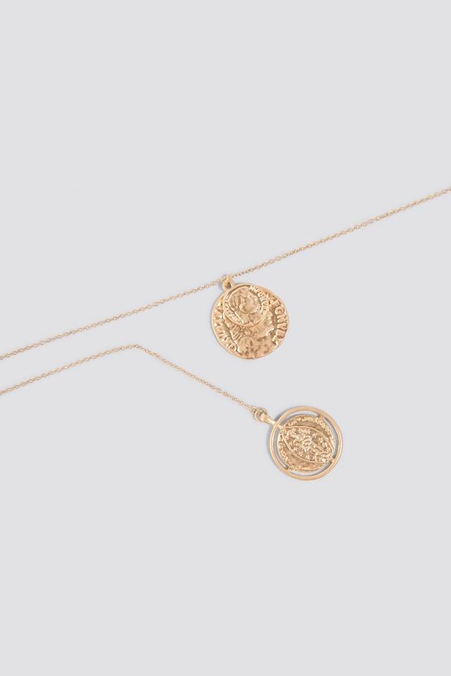Round pendant necklace na kd round pendant necklace na kd aloadofball Choice Image