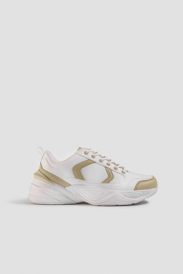 Street Chunky Sneaker Emilie Briting x NA-KD