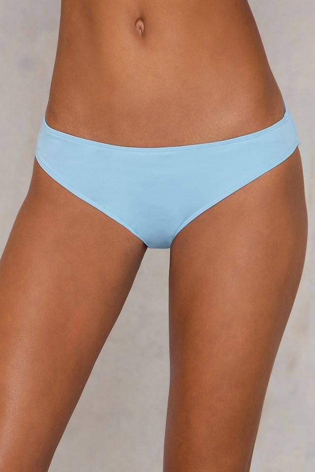 Bardot Bikini Set Blue